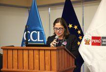 Seminario: Oportunidades del Sector Privado ante la COP20 [Día 1] / Este lunes 15 de septiembre llevamos a cabo el Seminario Internacional: Oportunidades del Sector Privado ante la COP20: Reputación, Eficiencia y Nuevas Inversiones, organizado por el Ministerio del Ambiente - Perú, la CAMARA DE COMERCIO DE LIMA y la Delegación de la Unión Europea en Perú, con el apoyo de Libélula y SPDA Actualidad Ambiental