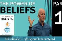 The Power of Beliefs - 7 Beliefs that will change your life / There are 7 Beliefs that stop you from ever creating the success you want from your life and once changed can liberate you from frustration and launch you into your dreams.