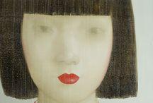 Attasit plakater / Attasit Pokpong er en ung talentfuld, thailandsk kunstner. Plakaterne sælges uopklæbet. Mål: 97 x 110 cm.