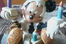 disney beelden, statues, figurines private collection / Walt Disney statues beelden figurines collection verzameling