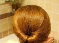 simple and classic hairstyle