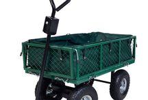 Garden Heavy Duty Wheelbarrow Cart Truck Trolley Ideal Cleaning Home Furniture