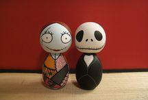 jack and sally / by Linda Hartman