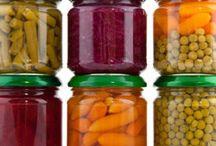 Recepty - zaváranie, sterilizovanie, sušenie