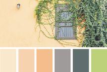 kleur combinatie