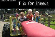 F is for Farm and Friends / by Simone Orr