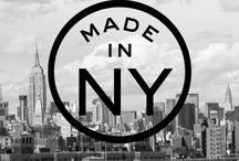 New York / New York, New York, the city where I was born.