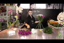 Ramos fáciles flores naturales