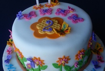 Cakes and party's  / by Anita Kay Carlton Ferrer