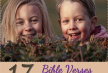 """Bible Verses About Children /   Remember, then, your Grand Creator in the days of your youth, before the days of distress come and the years arrive when you will say: """"I have no pleasure in them."""" (Ecclesiastes 12:1)"""