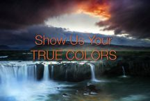 True Colors Inspiration Video / True Colors Inspiration video narrated by Susan Hanover. Explores the Color influences from nature, fashion, travel, culture and how they inspire her design process.