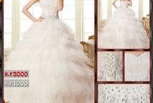 فساتين زفاف - متجر الأنيقة / أجمل وأحدث موديلات فساتين زفاف 2014. مقدمة لكم من متجر الأنيقة.   #فساتين_زفاف #فساتين_أفراح #متجر_الأنيقة