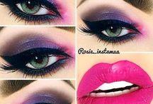 Makeup Looks / Makeup look ideas & inspiration / by Kaity Kryptonite.