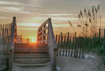 Outer Banks Sunrises / A collection of some our favorite Outer Banks sunrise photos. / by Resort Realty Outer Banks