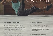 Get Fit / by Grace | A Southern Drawl