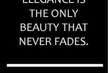 Fashion & Beauty Quotes / Quotes
