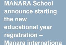 مدرسة المنارة باسطنبول MANARA International School / مدرسة #المنارة باسطنبول  منهج ليبى معتمد و دبلومة كندية معتمدة  كافة المراحل التعليمية ( رياض أطفال - إبتدائى - إعدادى - ثانوى) هيئة تدريس متميزة
