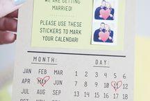 svatební oznámení