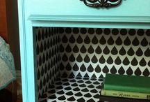 Furniture Redo's / by Christine Burns