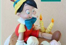 Pinocchio ed il grillo
