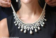 Pearls n Diamonds Necklace