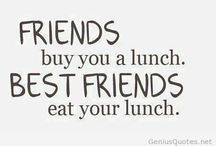 Best Lunch Quotes / Best Lunch Quotes