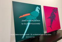 JDMB ARTWORK DESIGN by OLLIVIER FOUCHARD