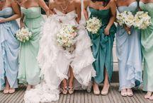 I'm a bridesmaid.