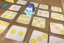 Programmering Blue Bot