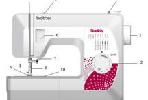 Sewing / by Wasatch Extension