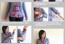 Dressing Tips....