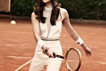 Tennis / My love for the sport , players and fashion