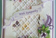 Card Making - Easter, Sympathy & Baptism