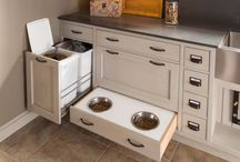 Mud Room/Laundry Room / Mad Hatter ideas for a dream room drop drawers and clean 'em up, too
