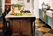 Kitchens / by Cindy Languell Nichols