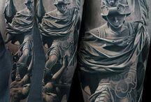 Greek sleeve