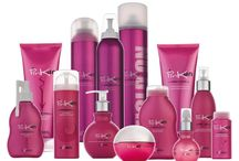 Pink Up / Pink Up by Kaaral: Young, trendy, cool brand. Treat your hair sweet' n …glow. Shampoo, conditioner, lotion and a wide range of styling and finishing products to better define the desired style.