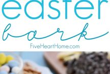 Easter crafts and Receipes