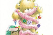 Natale & Anno Nuovo - @uguri, immagini,  sfondi...