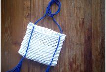 AKA LOOK / Handmade knitted and crocheted creations