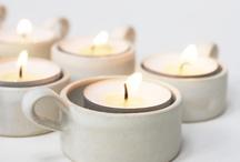 ceramika :: świecznik