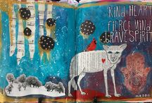 My Art Journal Pages