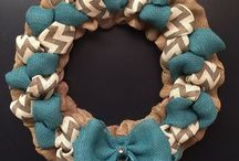 Wreaths / by Heather Rimmer