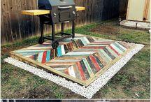 DIY ogród