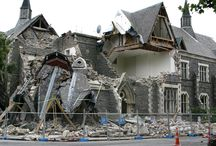 Christchurch Shaken, but not Defeated / The memories of two earthquakes that rocked our nation to the core, and united all kiwis in the tragedy.