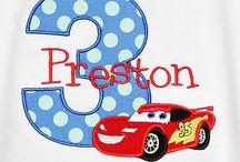 Disney Cars Birthday Shirts and Onesies