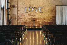 Ceremony Design / Inspiration for church decoration on your perfect day.