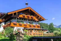 Die schönsten Hotels, Pensionen und Ferienwohnungen in Bischofswiesen / Urlaub im Berchtesgadener Land: Bischofswiesen, der heilklimatischen Kurort im Vorfeld des Nationalparks Berchtesgaden