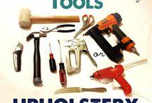 Tools for Upholsteey
