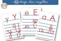 frise lettres
